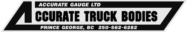 Accurate Truck Bodies and Service Decks