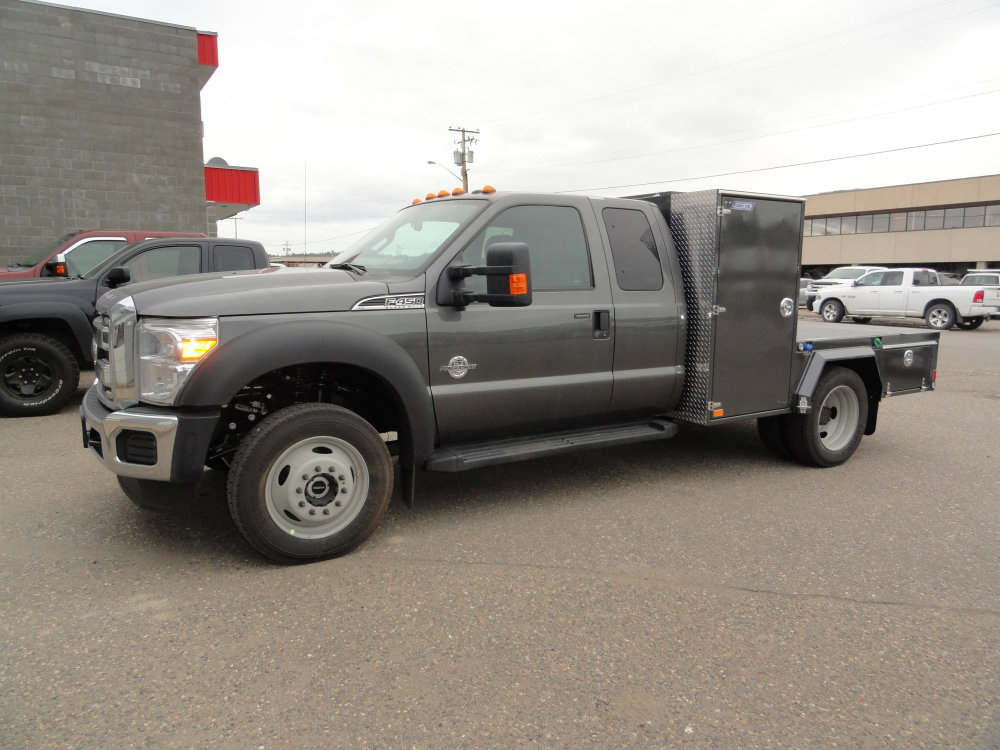 TD-29 -Accurate Truck Bodies and Service Decks