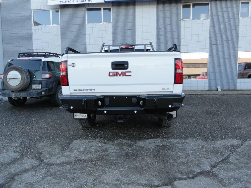 Imt Service Truck Bumper Step : Truck bumper accurate bodies and service decks